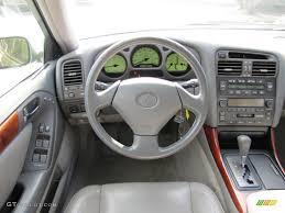 2000 lexus gs sedan 2000 lexus gs 300 light charcoal steering wheel photo 39072163