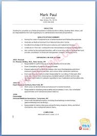 Sample Resume Objectives Dental Assistant by Resumes For Dental Assistants Ilivearticles Info