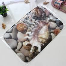 Seashell Bath Rug Buy Seashell Bath Mat And Get Free Shipping On Aliexpress