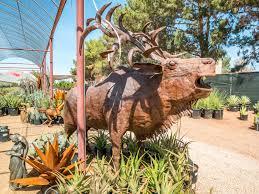 Garden Metal Art Metal Art Desert Horizon Nursery