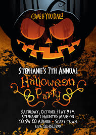 100 halloween party invitation wording ideas how to create