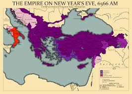 Byzantine Empire Map Isaac U0027s Empire 2 0 Alternate History Discussion