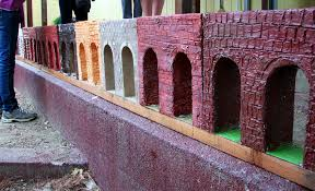 the waldorf way roman aqueduct
