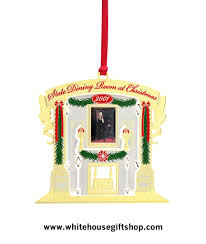 white house ornaments collection 1999 2002 9 12 in series the