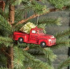 vintage truck ornament reviews birch