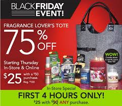 urban decay black friday yankee candle black friday 2014 fragrance lovers tote news