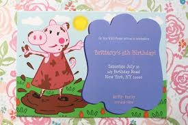 peppa pig party peppa pig party kids party ideas at birthday in a box
