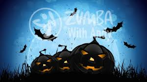 free halloween background zumba ghost busters ray parker youtube