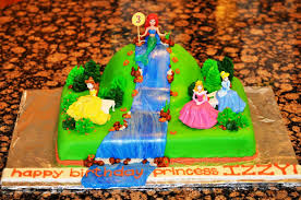 disney princess birthday cakes for the best party ever u2014 wow pictures