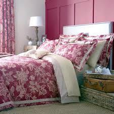 Dormer Bedding Dorma Red Samira Collection Duvet Cover Dunelm Bedroom