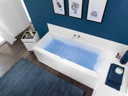 squaro edge 12 bath built in bathtubs from villeroy u0026 boch