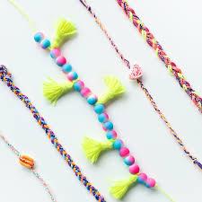diy bracelet with thread images Gift for besties diy friendship bracelets jpg