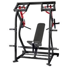 hammer strength plate loaded iso lateral shoulder press life