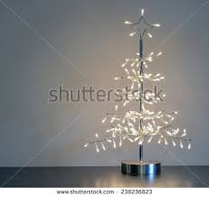 wire christmas tree with lights stylised silver metal wire christmas tree stock photo royalty free
