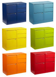 Bisley Filing Cabinet A Rainbow Of File Cabinets Shoplet