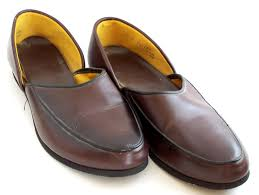 Mens Leather Bedroom Slippers | mens leather house slippers google search beez shoes pinterest