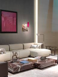 Soho Sectional Sofa Fendi Casa S Contemporary Interiors Are The Most Outstanding