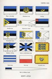 German Flag 1940 Estonia History Of The Flag