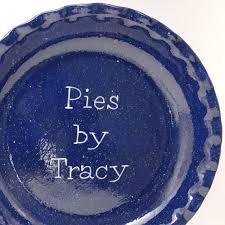 personalized pie plate blue enamelware pie dish personalized pie plate navy blue