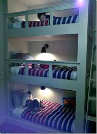 Free Cheap Bunk Bed Plans by Three Person Bunkbed U2013 Bookofmatches Co