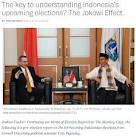 Image result for related:https://www.washingtonpost.com/news/monkey-cage/wp/2014/03/17/the-key-to-understanding-indonesias-upcoming-elections-the-jokowi-effect/ jokowi