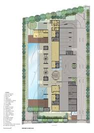 Site Floor Plan by The Katana Residences Openbuildings