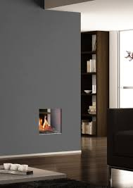 milano fireplace insert by italkero