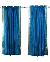 Turquoise Sheer Curtains Turquoise Curtain Panels Sales Deals