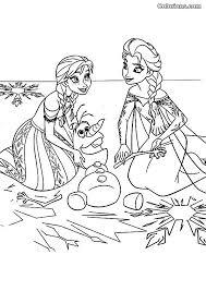 20 dessins de coloriage Reine Des Neiges à Imprimer Gratuit à imprimer