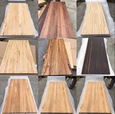 good quality various woods butcher block countertop for wholesale