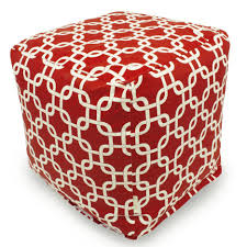 Storage Bags For Patio Cushions by Ottoman Appealing Ottoman Pouf Poufs Ottomans Patio Cushions