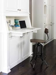 pottery barn secretary desk with traditional home office and