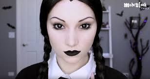 wednesday addams wednesday addams halloween makeup and tutorials