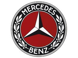 mercedes logo black background behind the badge mercedes benz u0027s star emblem holds a big secret