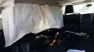 Side Curtain Airbag Replacement Cost Side Curtain Airbags Deployed Cost Insurance Toyota 4runner