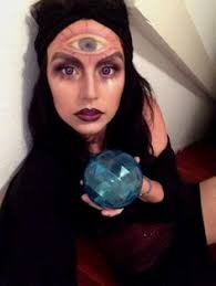 Fortune Cookie Halloween Costume Halloween Fortune Teller Perfect Tarot Reader Crystal