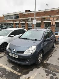renault clio mk3 1 2 16v 2008 expression 3dr manual in goring by