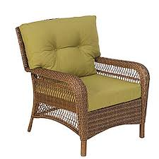 Martha Stewart Living Patio Furniture Replacement Cushions Replacement Cushions For Patio Sets Sold At The Home Depot