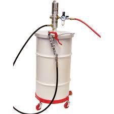 Air Powered Water Pump Zee Line 65 1 Air Grease Pump Kit U2014 110 Psi 1 4in Inlet Model