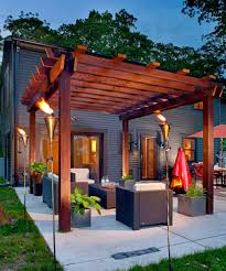 Pergola On Concrete Patio by 50 Best Patio Ideas For Design Inspiration For 2017