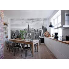 ean 4036834083236 wall mural york city black white photo white photo wallpaper 366x254cm wall ean 4036834083236 product image for komar 145 in x 100 in nyc black and
