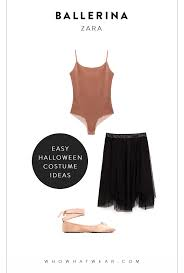 simple halloween costume ideas for when you just can u0027t whowhatwear