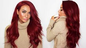 bellami hair extensions official site how i dye my bellami hair extensions red unboxing the bellami
