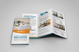 hotel brochure design templates restaurant brochure designs templates exles creative template