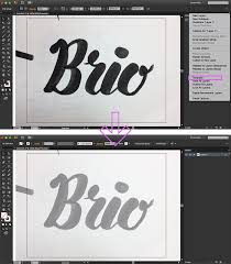 tutorial illustrator layers how to digitize hand lettering with the pen tool in illustrator