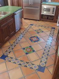 cabinets u0026 drawer elegant farmhouse kitchen with terra cotta tile