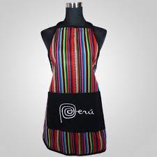 les modeles de tablier de cuisine tablier tissu inca modèle pérou
