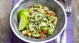courgette cuisine courgette noodles an easy recipe for zucchini spaghetti