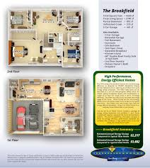 Color Floor Plan Olthof Homes House Plans U0026 Floor Plans For Brookfield In North