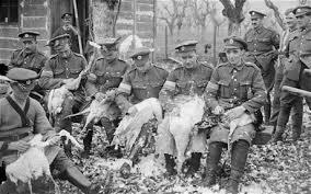christmas truce first world war new year info 2018